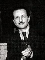 Author photo. Giansiro Ferrata