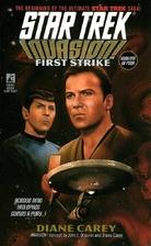 First Strike by Diane Carey