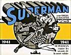 Superman 3 : 1941 - 1941 by Joe Shuster