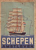 Schepen by Mogens Moë