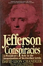 The Jefferson Conspiracies: A…