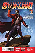 Legendary Star-Lord #1 by Sam Humphries