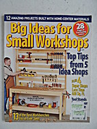 Big Ideas for Small Workshops by WOOD®…