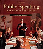 Public Speaking for College and Career by…