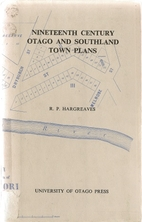 Nineteenth century Otago and Southland town…