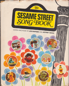The Sesame Street Song Book by Joe Raposo