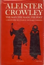 Aleister Crowley by Charles Richard Cammell