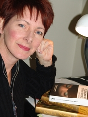 Author photo. Sherry Jones sent this picture to me via email.