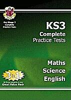 KS3 Complete Practice Tests: Maths, Science…