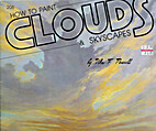 Oil: Clouds & Skies by William F Powell