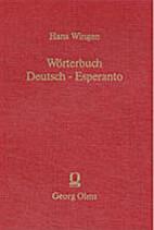 Deutsch-Esperanto Wörterbuch.