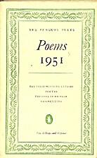 Poems 1951. The Penguin Poets by John…