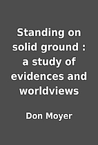 Standing on solid ground : a study of…