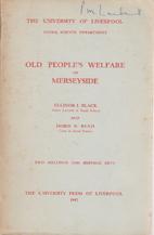 Old people's welfare on Merseyside by…