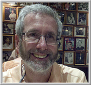 Author photo. Alan H. Jordan