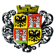 Author photo. Coat of arms