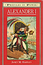 Alexander I (Profiles in Power) by Janet M.…