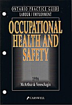 Occupational Health and Safety 1996 by…