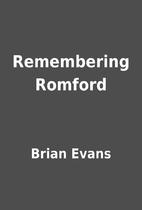 Remembering Romford by Brian Evans