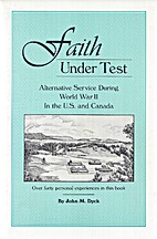 Faith Under Test; Alternative Service During…