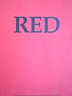 Red by Robert Nickas