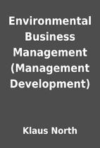 Environmental Business Management…