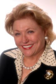 Author photo. Barbara Taylor Bradford in 2008 - Photo: ©Larry Marano