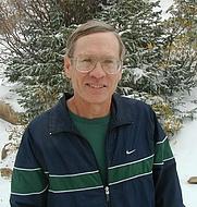 Author photo. Author Mike Befeler