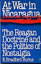 At War in Nicaragua: The Reagan Doctrine and…