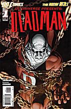 Deadman #1 by Paul Jenkins