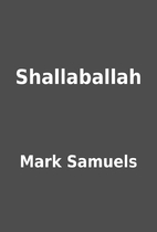 Shallaballah by Mark Samuels