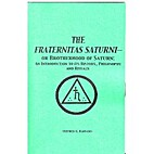 The Fraternitas Saturni - Or Brotherhood of…