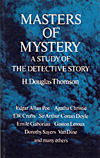 Masters of Mystery: A Study of the Detective…