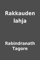 Rakkauden lahja by Rabindranath Tagore