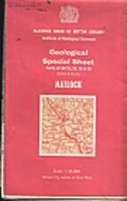 Geological Special Sheet, Matlock