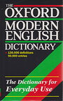 The Oxford Modern English Dictionary - Julia Swannell