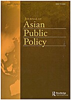 Journal of Asian Public Policy Vol.1 No.3,…