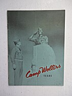Camp Wolters, Texas.