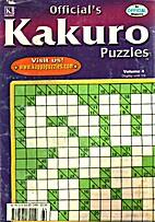 Kakuro Puzzles (Volume 4) by Joel Nanni