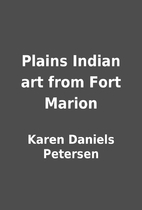 Plains Indian art from Fort Marion by Karen…