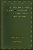 Reflections on the Operation of the Present…