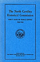 Forty years of public service, 1903-1943 by…