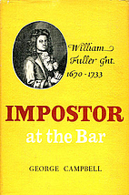 Imposter at the bar : William…