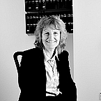 Author photo. Publicity photo on website of Barrister's Chambers