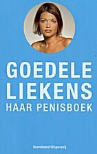 Haar penisboek by Goedele Liekens