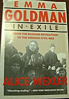 Emma Goldman in exile: From the Russian…