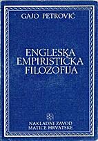 Engleska empiristička filozofija by Gajo…
