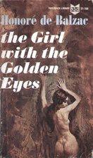 The Girl with the Golden Eyes by Honoré de…