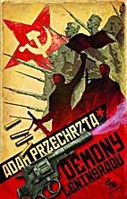 Demony Leningradu by Adam Przechrzta