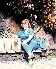 Author photo. Doreen Hornsblow (aka Sally Wentworth)